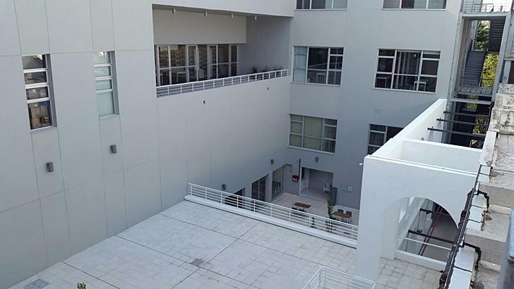 <em>Fotogalería</em><br>La nueva sede de la Facultad de Información y Comunicación de la Udelar