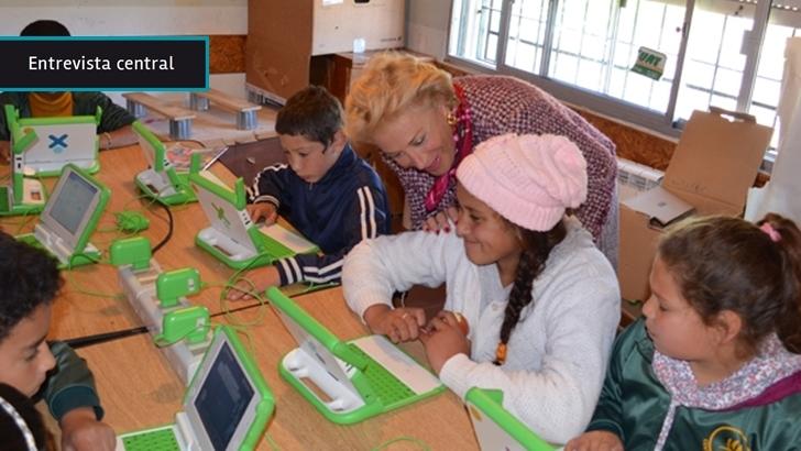 Nina Von Maltzahn, la baronesa del Principado de Liechtenstein que se encariñó con Uruguay y creó una fundación que trabaja con niños en Puntas de Manga