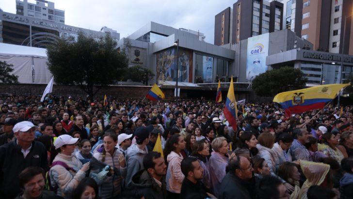 <em>Ecuador</em><br>Lenín Moreno y Guillermo Lasso disputan la presidencia en medio de acusaciones de fraude