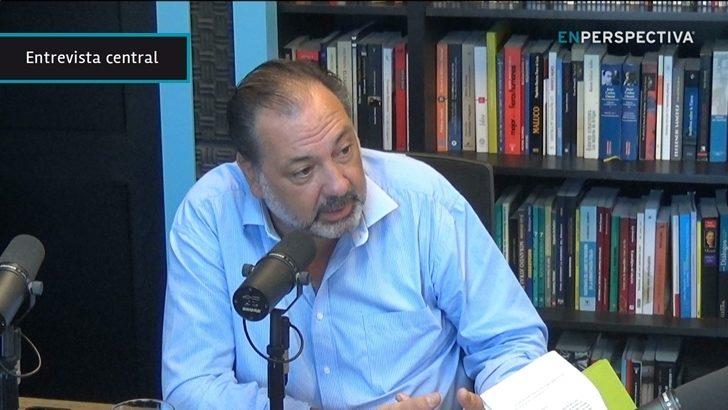 """Jorge Gandini (PN): """"Estar en el relanzamiento de Alianza Nacional implica reconocer a Larrañaga como precandidato. Si alguien entiende que no debe serlo, que arme otro camino"""""""