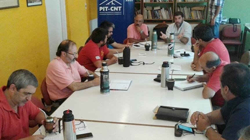 Negociación colectivaCámaras empresariales «dañan la imagen» del país al cuestionar la ley en la OIT, dice Fernando Pereira (PIT-CNT)