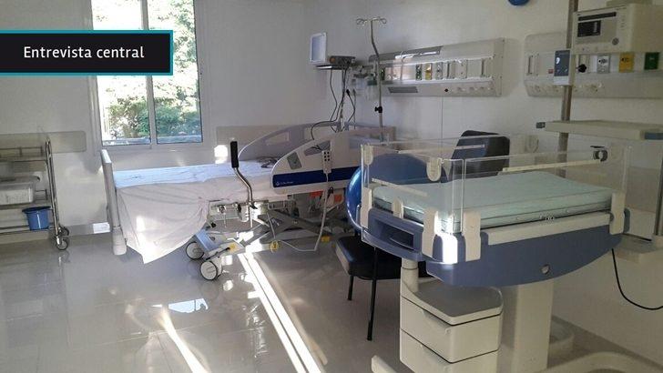 """El Hospital de la Mujer del Pereira Rossell inauguró cuatro nuevas salas de nacer que buscan aunar la tecnología de punta con la """"humanización"""" del parto"""