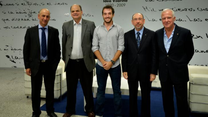 Emiliano Lasa y Antel: juntos por nuevas metas