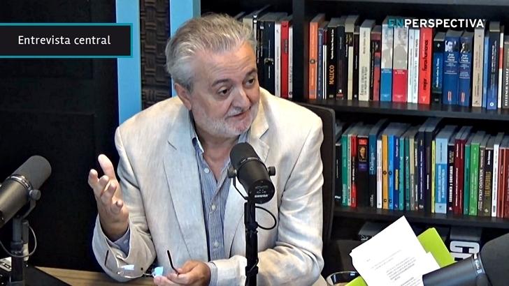 """Educación: Alianza Nacional prepara documento para armar un proyecto """"alternativo"""" con la oposición ya que la reforma sólo es posible si se cambia al Gobierno, dice Daniel Corbo"""