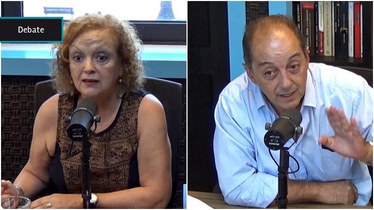 Violencia de género, ONG feministas y sus movilizaciones: Teresa Herrera y Hoenir Sarthou lo debaten En Perspectiva