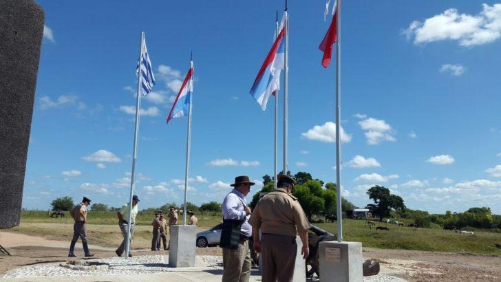 Culminaron los actos recordatorios de la Batalla de Paso Cuello
