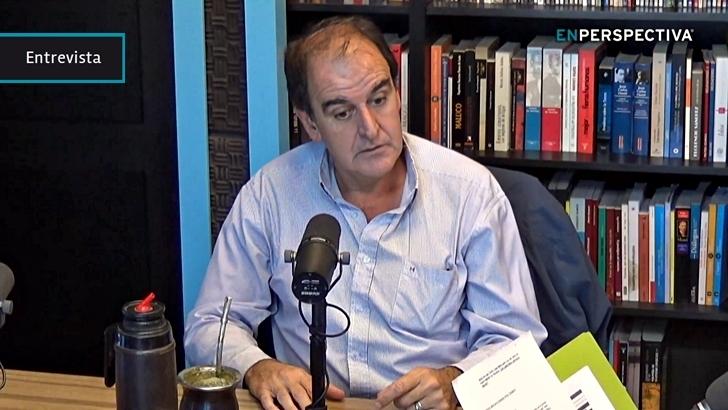 """Óscar De los Santos: Conflicto con Darío Pérez llegó a un """"punto de inflexión"""" que pone en riesgo la unidad del FA si no se define una serie de """"códigos de relacionamiento"""""""