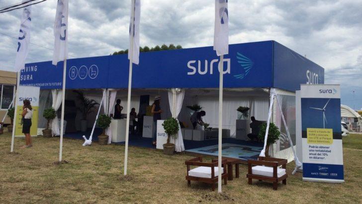SURA llevó sus alternativas financieras a la Expoactiva 2017