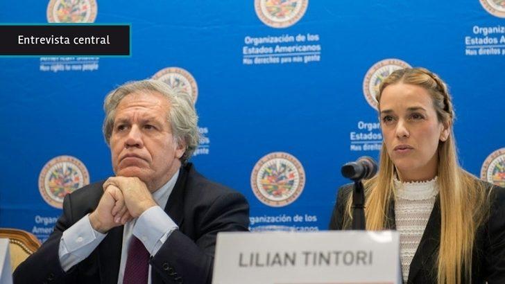 """Luis Almagro: """"Los Estados miembro de la OEA deben ser responsables de la preservación de la democracia en Venezuela y decidir si pueden convivir con una dictadura"""""""