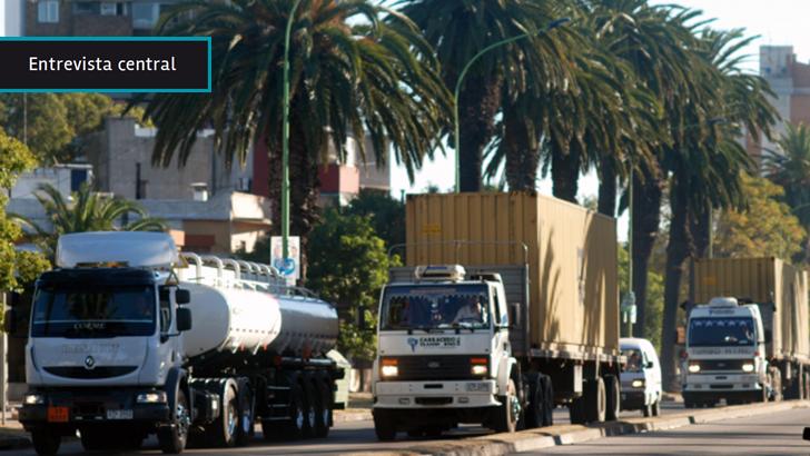 """Gobierno no conoce al sector de transporte de carga si cree que lo controlan grandes empresarios que buscan """"desestabilizar"""" con piquetes, dice presidente de la gremial"""