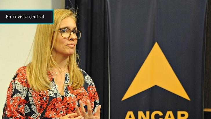 «La gente espera más de Ancap, pero nuestra prioridad es sanear la empresa para luego estar en condiciones de bajar tarifas», dice presidenta del directorio, Marta Jara