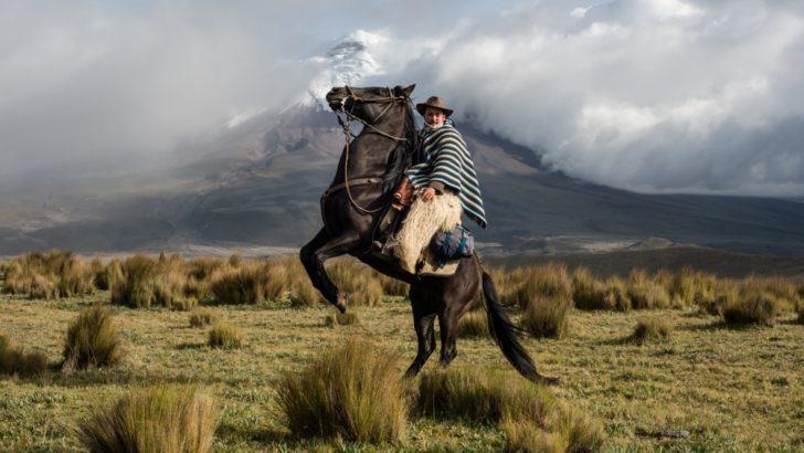 <em>Vaqueros de América</em>, una muestra del fotógrafo Luis Fabini
