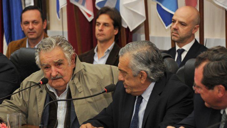 """<em>Exintendentes blancos se reunieron con Mujica</em><br>""""Si pretendemos llegar al Gobierno estamos obligados a ir buscando acuerdos"""", dice Omar Lafluf (PN)"""