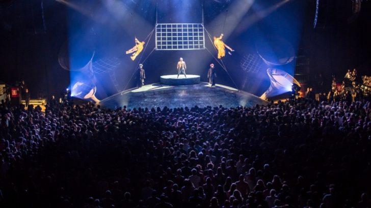 Movistar invitó a clientes al estreno del nuevo espectáculo del Cirque du Soleil en Argentina