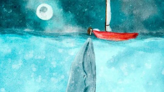 <em>Cuentos con ballenas</em>: Los ganadores del mes de marzo para leer y escuchar