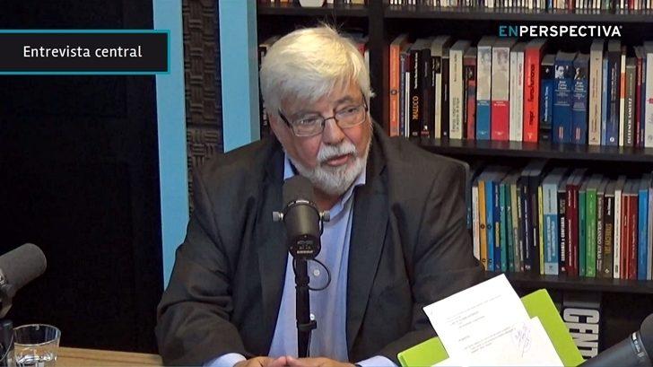 """Eduardo Bonomi: Baja en delitos por aplicación del PADO """"es el resultado de un proceso de cinco años de reforma policial"""", incorporación de tecnología y combate a la corrupción"""