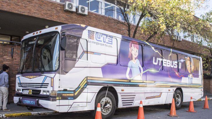 Utebus II: aprendizaje sobre ruedas