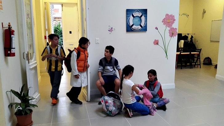 ¿Cómo funcionan los nuevos centros educativos de FOEB?