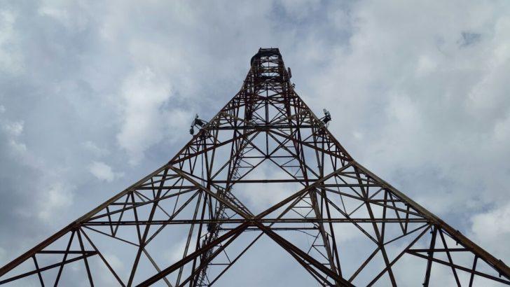 Inician proceso para desmontar antena de Canal 5