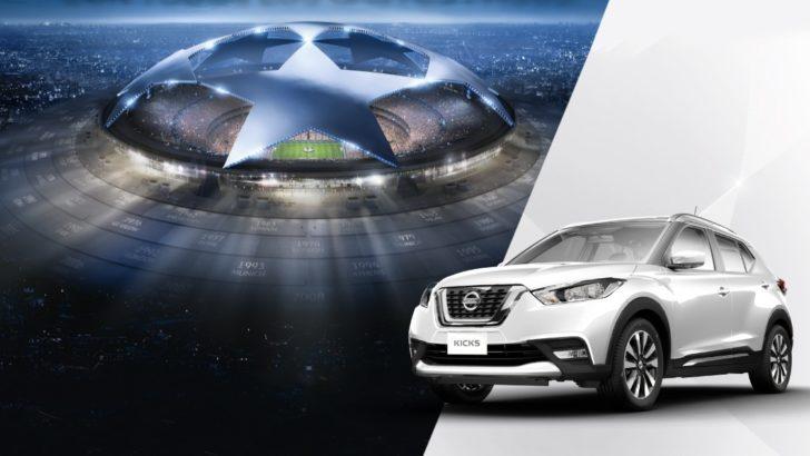 Nissan invita a cuatro hinchas a la final de la Champions League