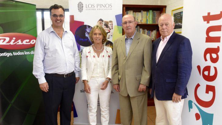 Campaña de Disco y Géant en apoyo a jóvenes de Casavalle