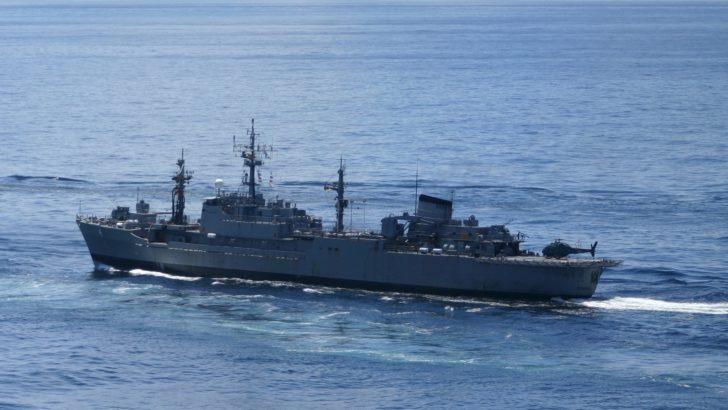 """Armada mantiene expectativas """"racionales"""" de encontrar sobrevivientes"""