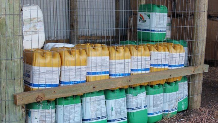 Una iniciativa de 70 empresas para la gestión ambiental de envases de agroquímicos