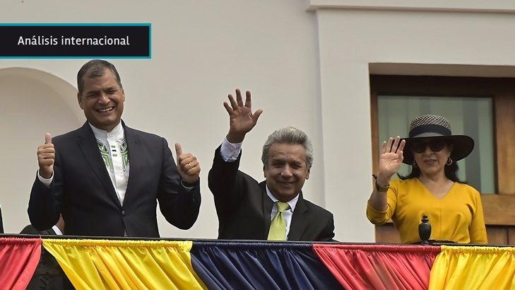 Ecuador: El futuro del expresidente Rafael Correa