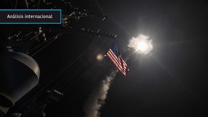 Ataque de EEUU a Siria: Trump se muestra duro con Moscú y sus aliados en momentos en que se investiga los vínculos de su campaña con Rusia