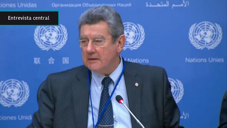 """Uruguay condenó ataque """"unilateral"""" de EEUU a Siria pero no lo mencionó explícitamente para ayudar a bajar la tensión, dice representante en el Consejo de Seguridad de la ONU"""