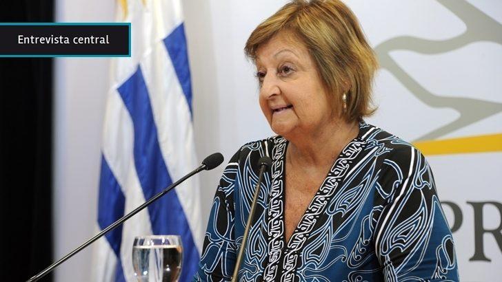 """Récord en turismo: """"Uruguay diversificó una oferta que era casi solo de sol y playa, lo que le permitió conquistar nuevos mercados"""", dice ministra Liliam Kechichian"""