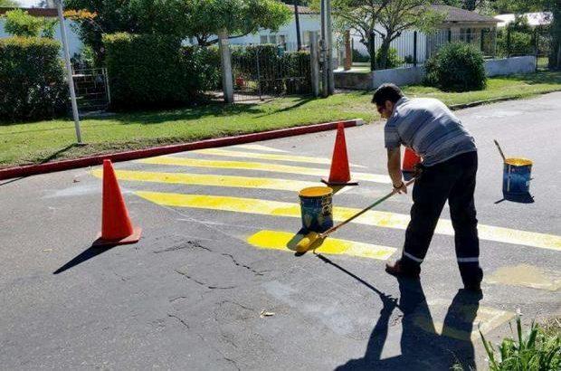IM repara señales de tránsito para mejorar circulación
