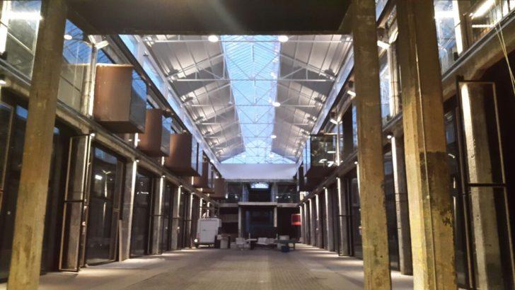 Sinergia abrirá un nuevo espacio y paseo de compras dedicado al diseño