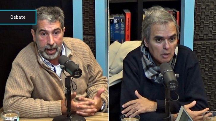 Fe, laicidad y espacio público: Ediles Gabriel Weiss (FA) y Daniel Martínez (PN) debaten En Perspectiva sobre la instalación de una imagen de la Virgen María en la rambla