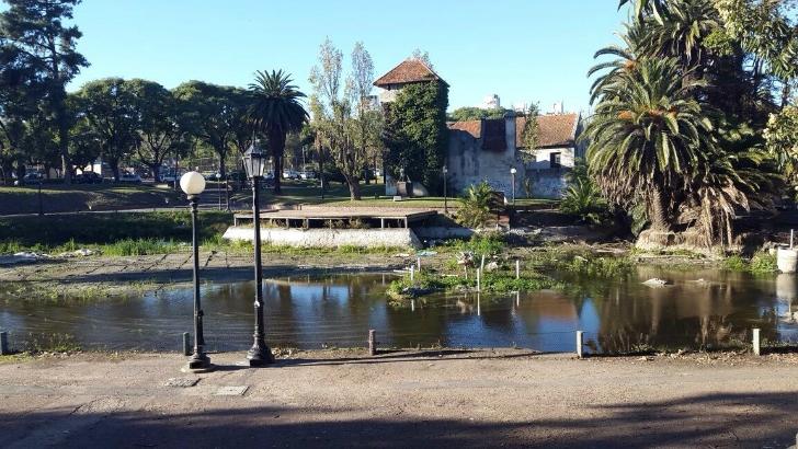 Obras de recuperación del lago del Parque Rodó estarán finalizadas para este invierno