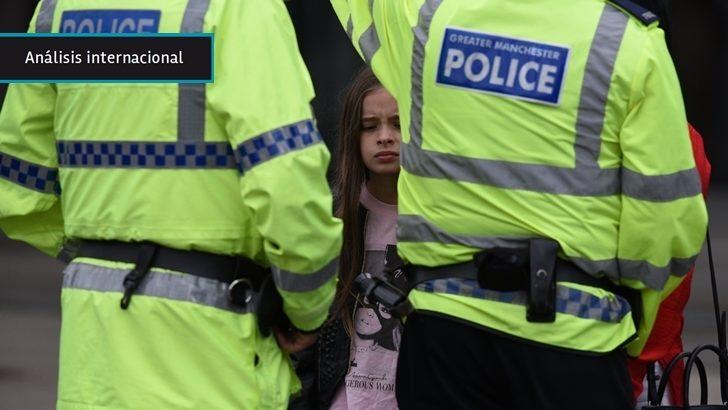 """Reino Unido: Dimensión de atentado en Manchester echa por tierra la """"sensación de relativa seguridad"""" que se vivía tras ataques de 2005 en Londres"""