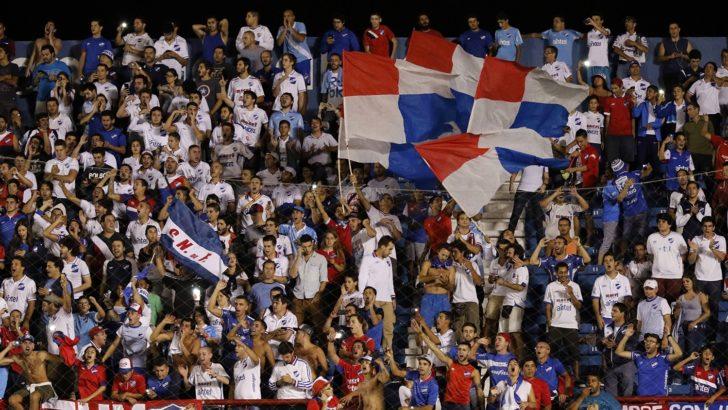 Della Valle: Hincha con banderas de Peñarol «traicionó confianza» de la directiva