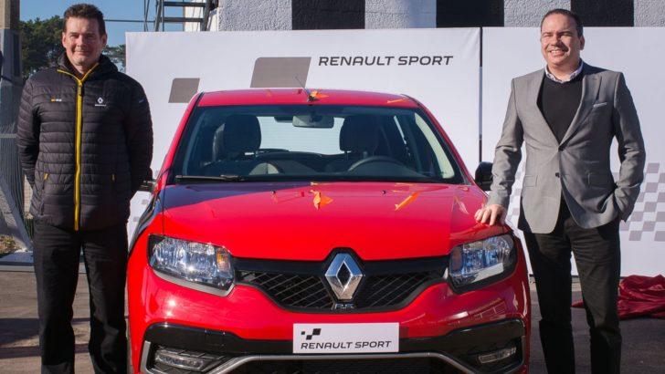 Renault Sport desembarcó en Uruguay