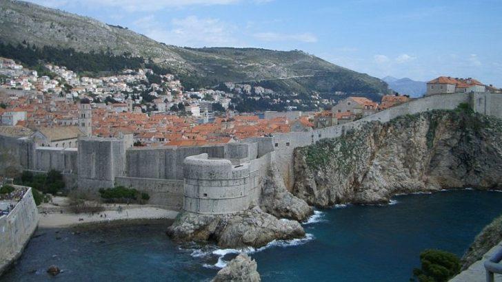 Croacia y sus costas en el Mar Adriático