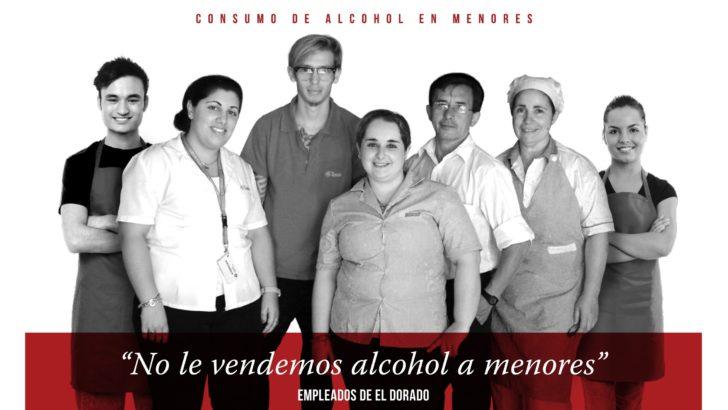 Pernod Ricard lanzó campaña para evitar la venta de alcohol a menores
