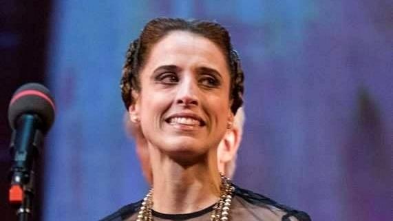 """María Noel Riccetto cuenta entretelones de la ceremonia de entrega del """"Oscar"""" de la danza"""