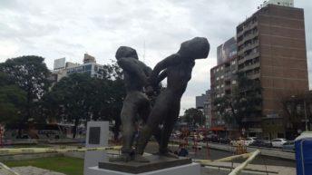 A 44 años del Golpe de Estado inauguran el monumento <em>Nunca Más</em>