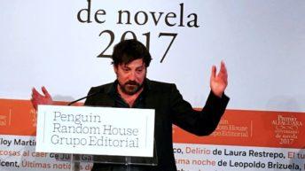<em>Rendición</em> de Ray Loriga, Premio Alfaguara de novela 2017