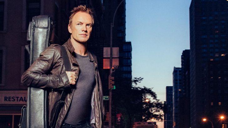 El regreso de Sting