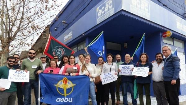 AEBU vs ACAC: Una base de datos enfrenta a dos actores del sistema financiero