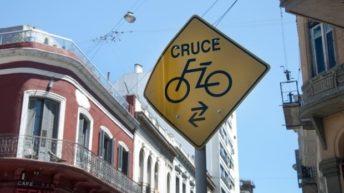 """""""Cada vez hay más gente promoviendo el uso de la bicicleta"""", explica Gustavo Isuz de Ciclovida"""