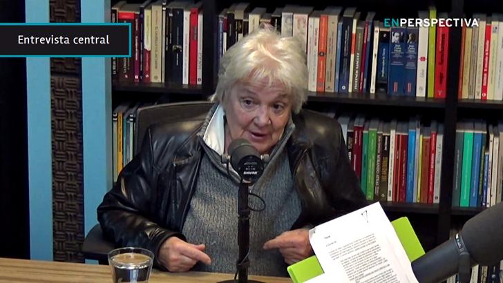 """Lucía Topolansky (MPP): Para que reforma de Caja Militar funcione hay que discutir nuevo diseño de FFAA que baje cantidad """"desproporcionada"""" de oficiales"""