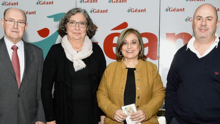 Geant inauguró el <em>Mes del Citrus</em> para fomentar el consumo de canastas inteligentes