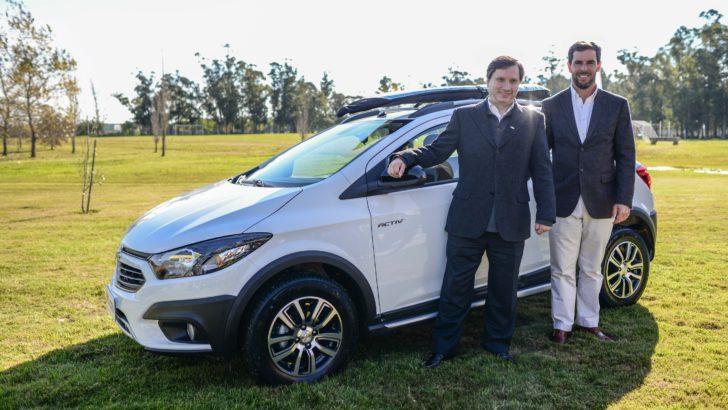General Motors presentó el Chevrolet Onix Activ