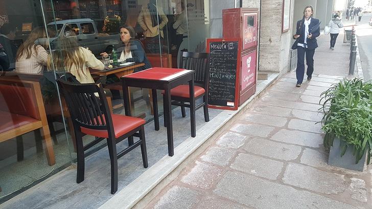 Café al paso